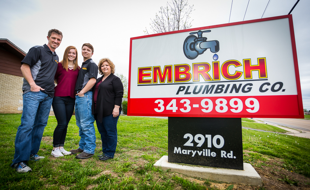 Embrich Plumbing Family