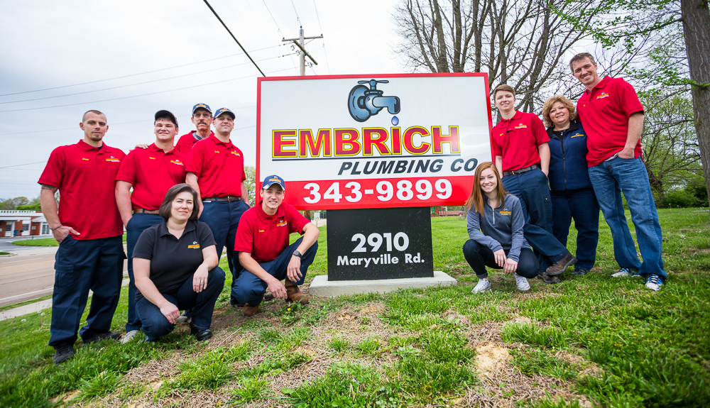 The Embrich Team